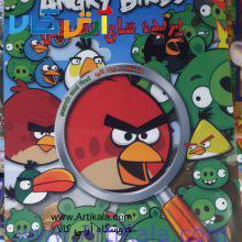 کتاب پرنده های عصبانی (جستجو و پیدا کنید)