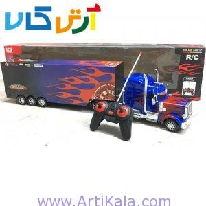 تریلی کنترلی Truck sturdy Style R/C
