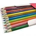 مداد رنگی روزنامه ای 12 رنگ 1