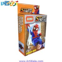 لگو مردعنکبوتی - Spider Man lego