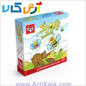 تصویر بازی فکری زنبورک داخل بسته