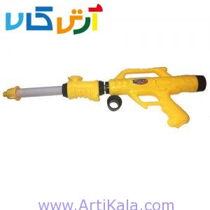 تفنگ آب پاش بطری نوشابه خور مدل 1122