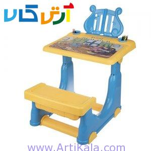 میز تحریر کودک مدل APZ Toys Learning Desk Baby Table