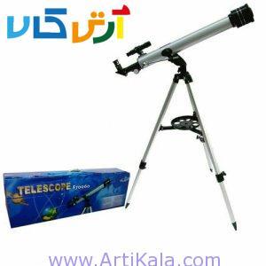 تصویر تلسکوپ گالیله ای جعبه ای F70060