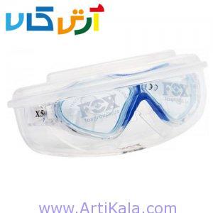 تصویر عینک شنای فاکس X5