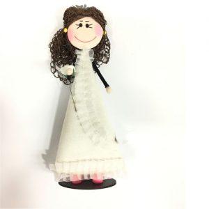 تصویر عروسک سوزی لباس عروس