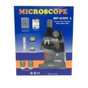 تصویر میکروسکوپ مانیتور دار مدل MP-A300L