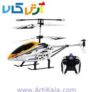 تصویر هلیکوپتر کنترلی مدل HX708