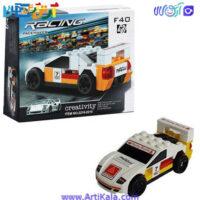 لگو ماشین عقب کش RACING مدل F40