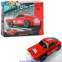 لگو ماشین عقب کش RACING مدل berlinetta