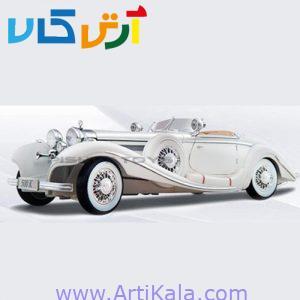 ماشین مرسدس بنز مدل Mercedes benz 500k-1936
