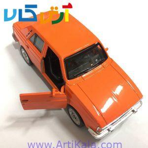 ماشین فلزی پیکان نارنجی