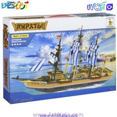 تصویر لگو Ausini مدل Corsair Swordfish Ship
