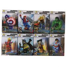 تصویر سری لگو قهرمانان مدل Super Heroes Sm