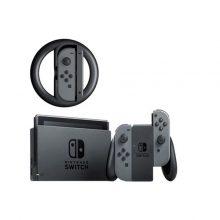 مجموعه کنسول بازی نینتندو مدل Switch Gray Joy-Con