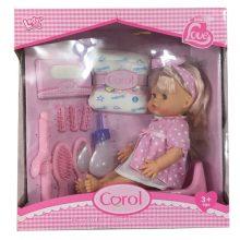 تصویر عروسک baby مدل leady toys