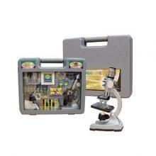 تصویر میکروسکوپ بدنه فلزی و کیفی مدل Medic ZKSTX-1200
