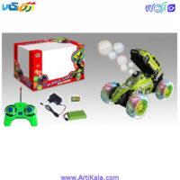 ماشین کنترلی حباب سازbuble car333-pp01
