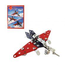 ساختنی فلزی هواپیمای جنگی 84 قطعه