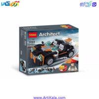 لگو ماشین 36 مدل ARCHITECT
