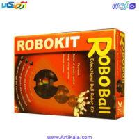 تصویر کیت آموزشی توپ رباتیک