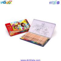 مداد رنگی 3+36 رنگ آریا