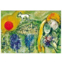 پازل 1000 قطعه ریکوردی مدل marc Chagall