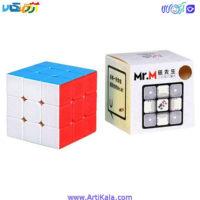 تصویر روبیک 3*3 شنگ شو مگنتیک مدل CuberSpeed ShengShou Mr. M Magnetic