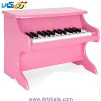 تصویر پیانو کودک طرح WOODEN CHILDEREN'S PIANO
