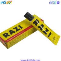 تصویر چسب مایع رازی همه کاره 20 میلی لیتری RAZI allplast