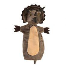 عروسک نمایشی دایناسور ماقبل تاریخ مدل شادی رویان