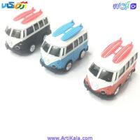 تصویر اتوبوس فلزی کلاسیک مدل Q2215