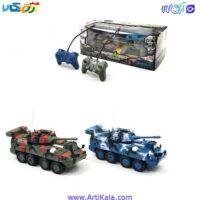 تصویر ماشین کنترلی تانک های نظامی مدل Zhencheng