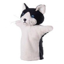 عروسک نمایشی گربه مدل شادی رویان