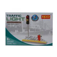 لگو چراغ راهنمایی مدل XP93201