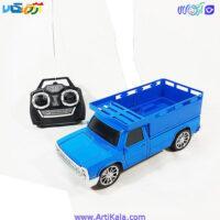 تصویر ماشین کنترلی نیسان وانت مدل MODEL CAR -BT 200
