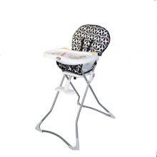 صندلی غذای کودک دلیجان طرح گلدار مدل CUTE