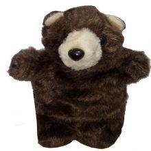 عروسک نمایشی گلدونه مدل خرس