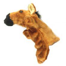 عروسک نمایشی گلدونه مدل اسب