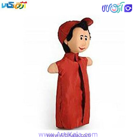 تصویر عروسک نمایشی پسرک مدل شادی رویان