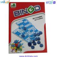 تصویر بازی فکری بینگو BINGO
