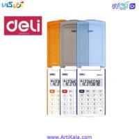 تصویر ماشین حساب مدل DELI W 39217