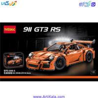 تصویر لگو ماشین GT3 مدل decool 3368 A