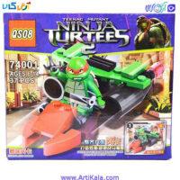 تصویر لگو لاکپشت های نینجا مدل QSOB 74001
