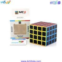 تصویر جعبه روبیک 4*4 کربن مویو MF4