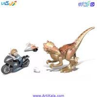 تصویر لگو دایناسور 113C