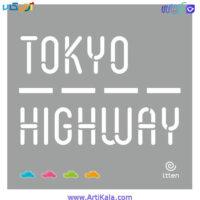 تصویر بازی فکری بزرگراه توکیو Tokyo Highway