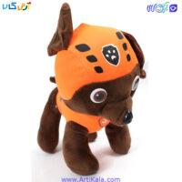 تصویر عروسک سگ های نگهبان شخصیت زوما