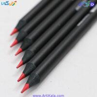 تصویر مداد قرمز وک