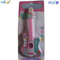 تصویر گیتار کوچک اسباب بازی